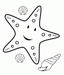 cartoon starfish coloring coloring pages tutoring