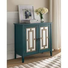 entryway cabinet with doors antique blue wood contemporary accent entryway sofa display table