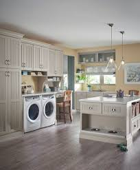 multipurpose room laundry room transitional with kitchen storage