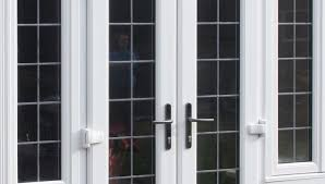 Black Upvc Patio Doors U Pvc And French Doors Best Price Glazing Services London