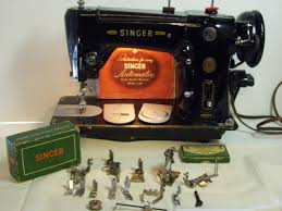my sewing machine obsession singer 306k