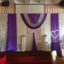 backdrops party wedding backdrops decoration ice silk w curtains d photo booth