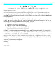 cover letter cover letter samples for accounting samples of cover