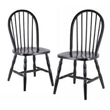 black spindle dining chair wayfair