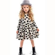 tripleclicks com 2017 new fashion baby dress kids long