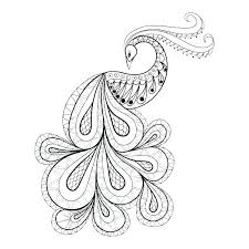 feather coloring page peacock coloring pictures peacock feather