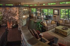 open floor plan homes with pictures open floor plan contemporary family room by