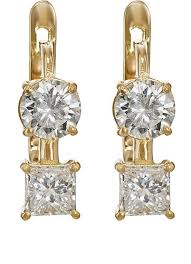 dimond drop ileana makri white diamond drop earrings barneys new york