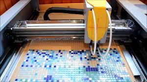 robot mosaic com mosaic tile layer creates mosaic pattern mosaic