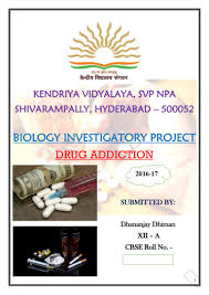 class 12 biology investigatory project cbse