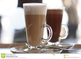 cafe latte cafe latte stock image image 3749491