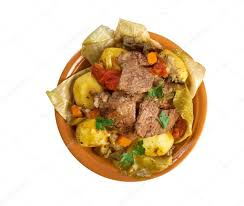 basma cuisine basma stew stock photo fanfon 40197705