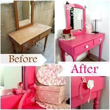 Diy Vanity Desk Diy Vanity Desk Thumbnail Pink Desk Diy Vanity Table With