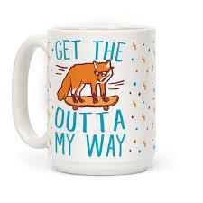 fox mugs t shirts tanks coffee mugs and gifts lookhuman