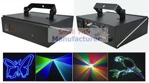 aliexpress buy 2x sale 1w laser light rgb color