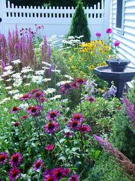 Family Garden Design Ideas - cottage style landscapes and gardens diy