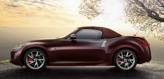 nissan car 2017 nissan 370z roadster