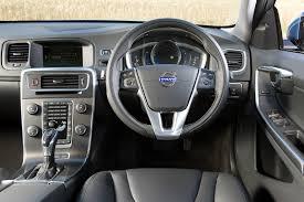 volvo steering wheel new volvo v60 t4 190 se nav 5dr leather petrol estate for sale