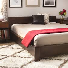 Overstock Platform Bed Copper Grove Alsa Platform Bed Free Shipping Today