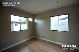 Aspen Heights Floor Plan by Aspen Heights Subdivision Buy Brand New House And Lot For Sale In