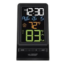 Patio Clock And Thermometer Sets by Amazon Com Outdoor Thermometers Patio Lawn U0026 Garden