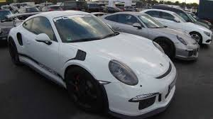 porsche 911 carrera gt3 rs porsche 911 carrera 991 gt3 vs gt3 rs white and silver colour