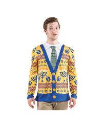 hannukah sweater hanukkah sweater mens costume shirt men costume