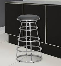 Stainless Steel Bar Stool Top 8 Gray Bar Stools For Industrial Interiors Cute Furniture