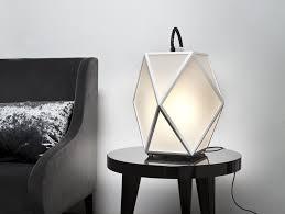 Designer Table Lamps Muse Contardi Deluxe Medium Italian Designer Table Lamp In Nickel