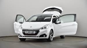Used Peugeot 208 1 6 Thp Gti Prestige 3dr White Yj15ldt Swindon