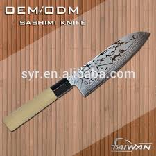japanese damascus kitchen knives damascus pattern japanese kitchen knife with wood handle buy