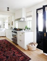 Small Kitchen Rugs Inspiring Ideas For Small Budget Friendly Kitchens The