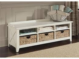 modern decoration living room storage bench enjoyable inspiration