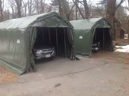 unbeatable prices on portable garages by u2013 rhino shelter clear