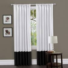 Grey And White Bedroom Curtains Ideas Black And White Curtains For Living Room Best 25 Black Curtains