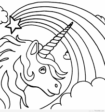hard coloring pages of unicorns virtren com