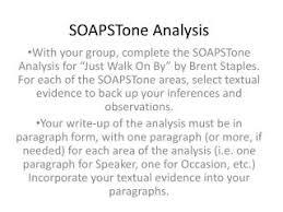 Soapstone Analysis Example Ppt Soapstone Powerpoint Presentation Id 422506
