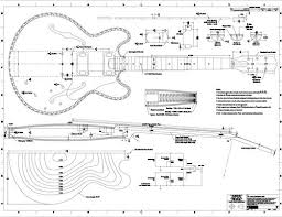 free pdf guitar blueprints cmw pinterest guitar guitars and