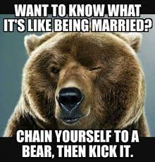 Married Meme - want to know what its like being married meme
