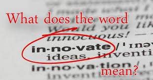 family history fanatics what does the word innovator