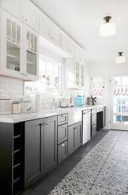 tiled kitchen floor ideas top 60 best kitchen flooring ideas cooking space floors