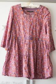 amazing gudrun sjoden flower tunic top cotton size s tunics