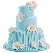 drape wedding cake