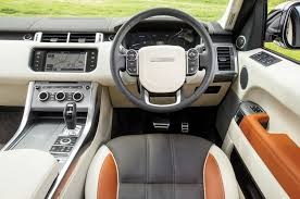land rover lr4 interior 2014 2014 range rover sport first drive motor trend