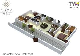 tvh aura in padur chennai price location map floor plan