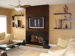 Beautiful Fireplace Wall Design Ideas Photos Interior Design - Design fireplace wall