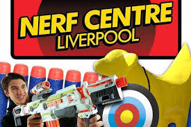 Events Page Crazy Town Play Centre Liverpool by New Nerf Centre Set To Open In Liverpool This Month Liverpool Echo