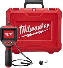 Milwaukee Lights Milwaukee M Spector Inspection Scope Kit 9mm Ebay