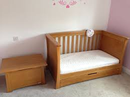 Cot Bed Nursery Furniture Sets by Mamas U0026 Papas Ocean Range Oak Nursery Furniture Set Cot Bed
