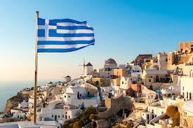 Flag With Cross And Stripes The Meaning Folklore And History Of The Greek Flag